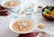 Soups / by Christina Sigismondi