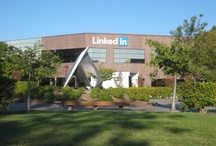 LinkedIn Offices / A collection of images showing the LinkedIn HQ and what goes on inside...