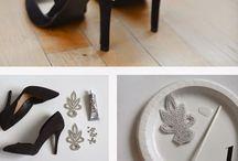 Ayakkabı süsleme fikirleri