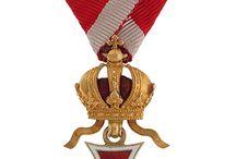 Ордена Медали