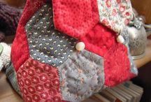 Pochettes hexagone