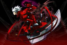 BlazBlue / BlazBlue artworks