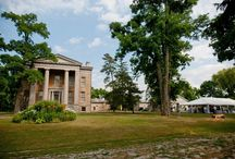 Ruthven Mansion / A look at the historic 1840s Greek Revival mansion located at Ruthven Park National Historic Site in Cayuga, ON. Tours by appointment only for groups of 6+ people until Victoria Day Weekend 2018.