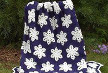 Crochet: Winterseason and Jól.