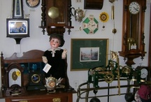 Vintage Clocks / A collection of vintage clocks. / by Margo Horowitz