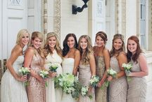 Wedding Party Attire / The latest ideas for what your wedding party should be wearing on your wedding day.
