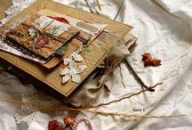 art journal, smash, collage, junk journal y glue books.
