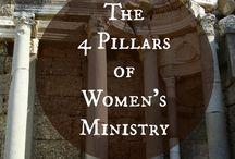 Womens Ministry / by Dana White