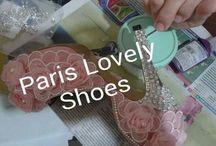 Cara Membuat Sepatu Wanita
