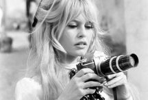 Bridgette Bardot / by Sophie Lee