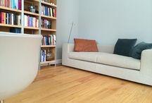 Wall sofa bed, Living Divani