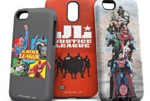 World's Finest Superheroes / New Justice League Designs, Batman, Superman, Wonder Woman, Flash, Green Lantern and Aquaman Skins and Cases for your electronic device.  / by Skinit