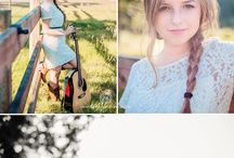 Photography Ideas - Seniors / by Katelyn Kasper | Kasper Creations Photography and Event Planning