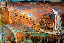 old beautiful cars / by sandra greene