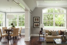 DOWNSTAIRS REMODEL / Man cave, exercise room, storage room and unfinished basement / by Pam Medlin