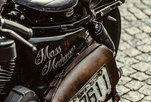 Moto luggage