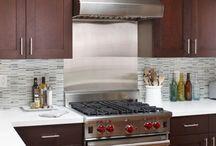 Dark Cabinet Kitchens