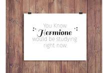 Hermione inspiration