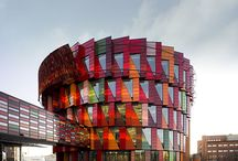 Innovative architecture / Arquitetura interessante de acordo com meu gosto pessoal