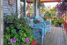 zahradne sedenie