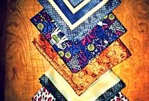 Handkerchiefs  / A gentleman always keeps a spare one.