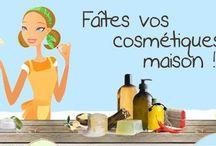 cosmetiques et produits naturels