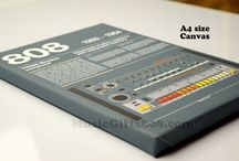 Music Gifts 808 / The TR-808 Ultimate Tribute poster