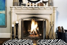 {Home} Fireplaces / Ideas and Inspiration for keeping warm in winter- fireplaces  / by Jemima Davison