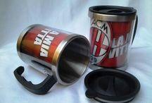 Mug Bola Stainless / Jual mug bola keren. Material stainless. Bisa untuk panas/dingin. Ada tutup mug. Order di 081 392 716 388 (sms/WA).    Invite Pin BB 73D082DA