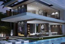 contemporer house
