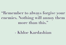 Quotes / by Adriene Kinard