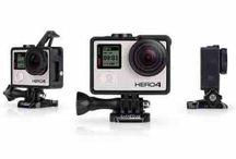 GoPro Accessories for GoPro Hero Cameras / Accessories for GoPro Hero action cameras. Buy them all here http://www.camerasdirect.com.au/digital-cameras/gopro-cameras/gopro-hero4