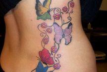 Rib tattoo ideas