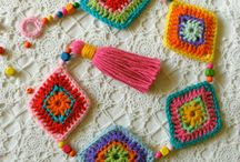 Crochet Stitches & Projects