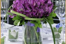 wedding centerpieces / by Eva-Marie Bruce