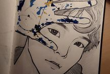 K-pop Çizim