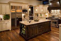 Kitchen Ideas / by Keri Lewis