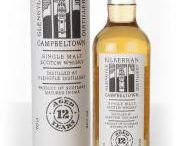 Kilkerran (Glengyle) single malt scotch whisky