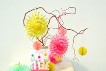 Lovely... / Versier je kinderkamer of huis met de fleurige spulletjes van A Little Lovely Company. Altijd feest!