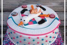 taart baby