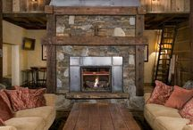 Ski Slope / High Camp Home - Truckee, California /  Rustic Interior Design / by High Camp Home (HCH)