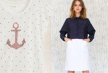 La Tendance Bretonne Fashion / Un vent marin souffle sur la planète mode pour cette nouvelle saison Printemps-Été 2016, découvrez les pièces phares de la tendance Bretonne Fashion pour un look navy 100% style.