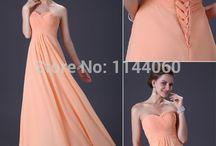 modelo vestido