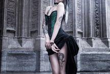 Goticas com estilo