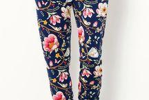Fajne dresowe spodnie