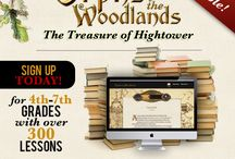 "Orphs of the Woodlands / ""Orphs of the Woodlands"" encourages the love of learning by combining an online reading adventure, an academic treasure, and a rewarding game.  Hundreds of lessons are included in math, science, language, vocabulary, thinking skills, character, life skills, and the arts."