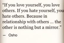 Osho / A Collection of Insights, Thoughts and Wisdoms of Osho