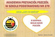 SP 279 Warszawa Wielki Dzień Pszczół