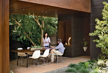pergola/indoor outdoor living