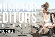 Stock Music for Editors / Looking for Royalty Free stock music for your video?
